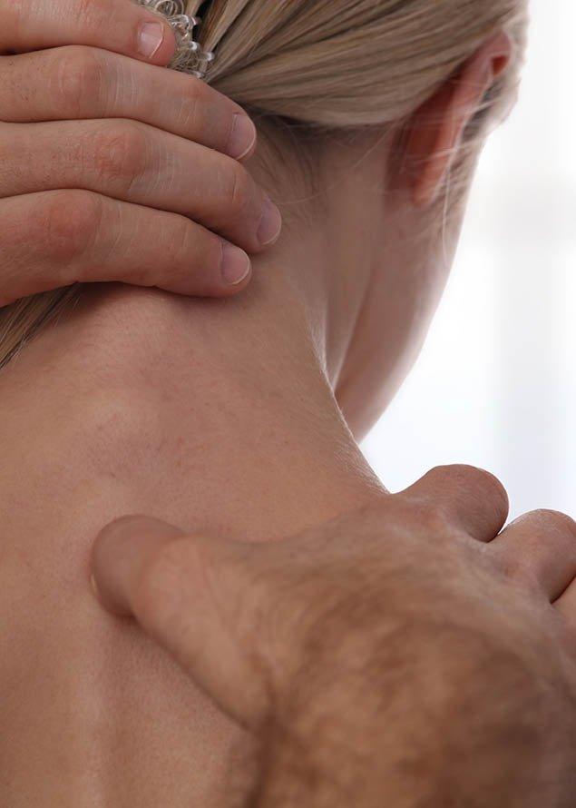 Therapiezentrum Stubai - Therapieform - Massage